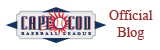 Official Cape Cod Baseball League Blog