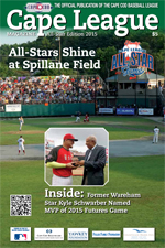 Cape League Magazine All Star Game edition 2015