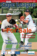 Cape League Magazine Media Guide