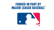 Funded by MLB